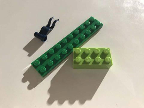 気になったレゴ3つ